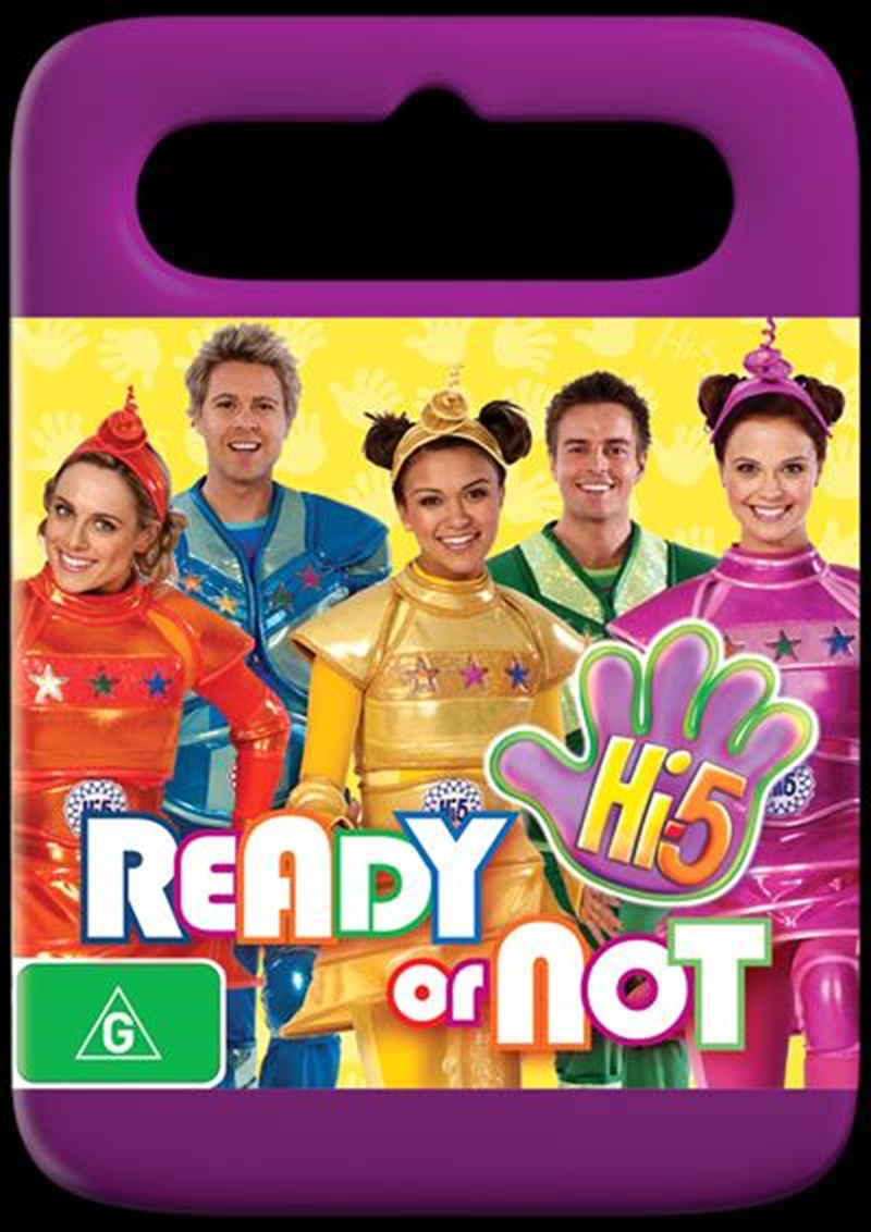 Hi-5 - Ready Or Not | DVD