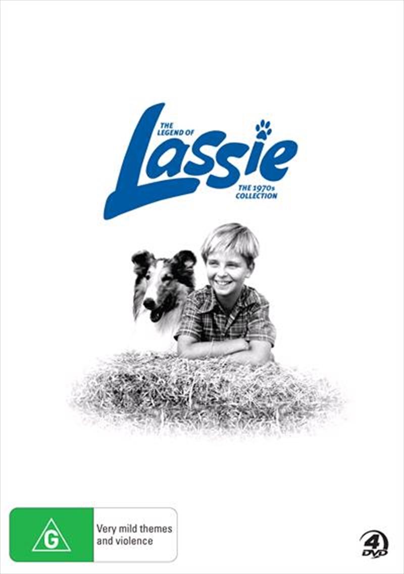 Legend Of Lassie - 1970s Collection   Slimline, The   DVD