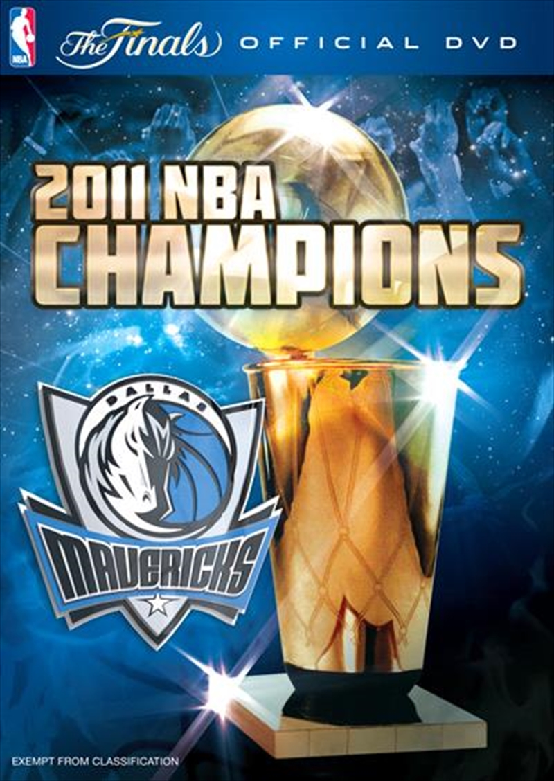 NBA Champions 2011: Dallas Mavericks | DVD