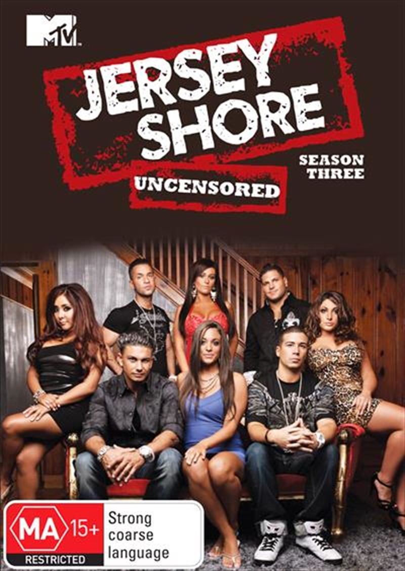 Jersey Shore - Season 3 | DVD