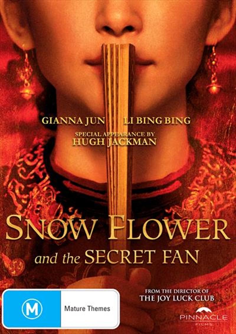 Snow Flower And The Secret Fan | DVD