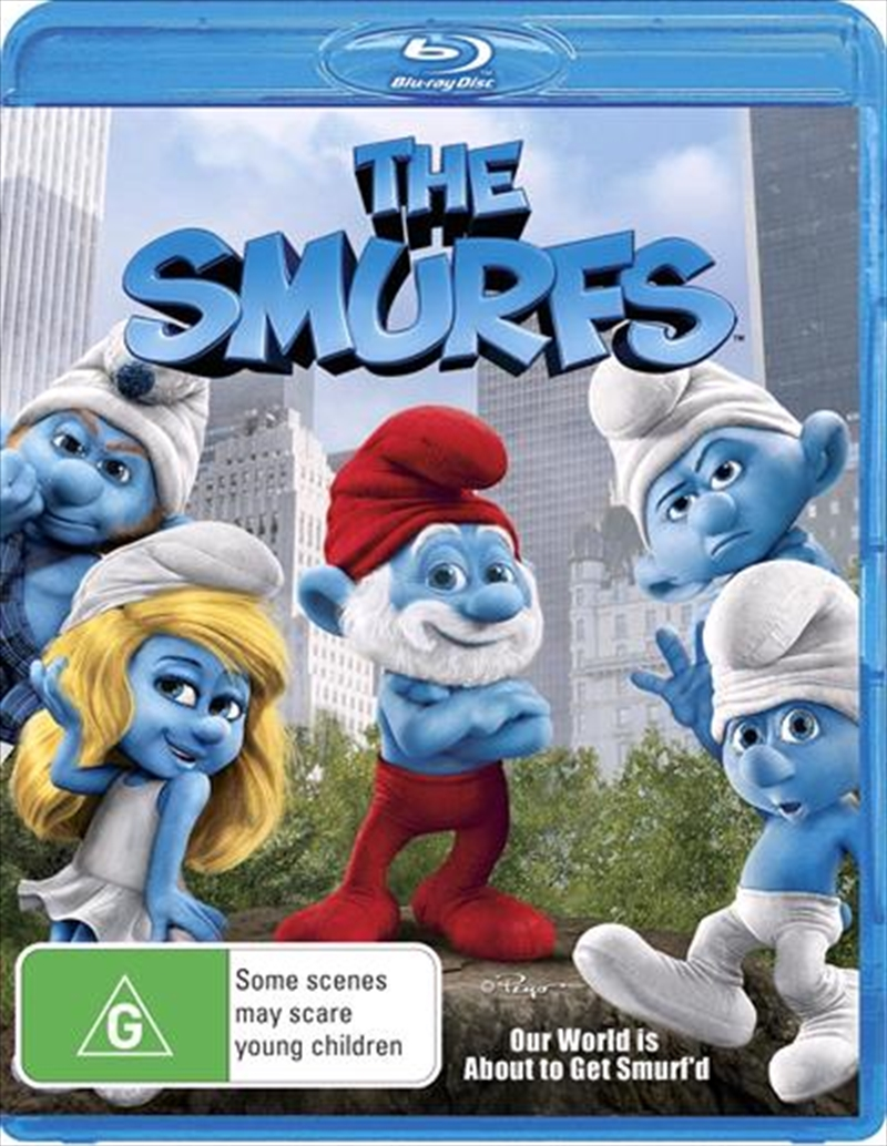 Smurfs, The | Blu-ray