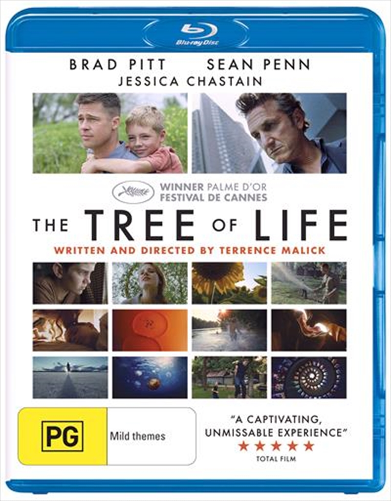 Tree Of Life, The | Blu-ray