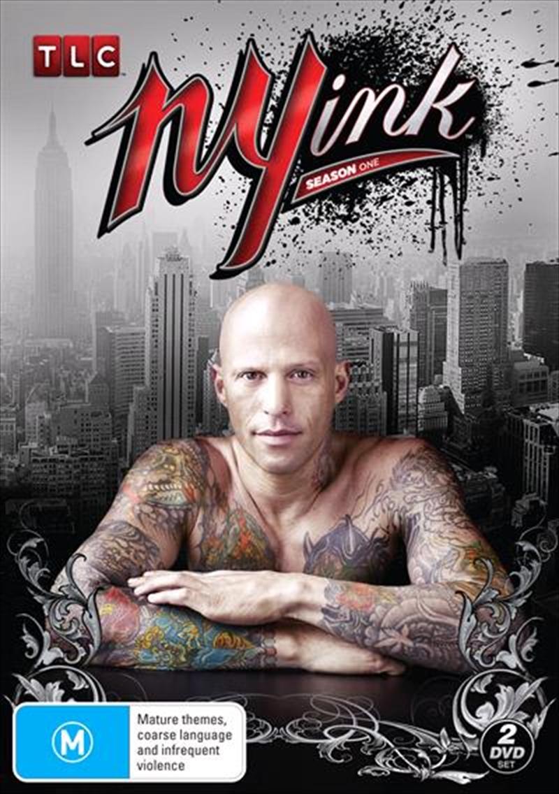 NY Ink - Season 1 | DVD