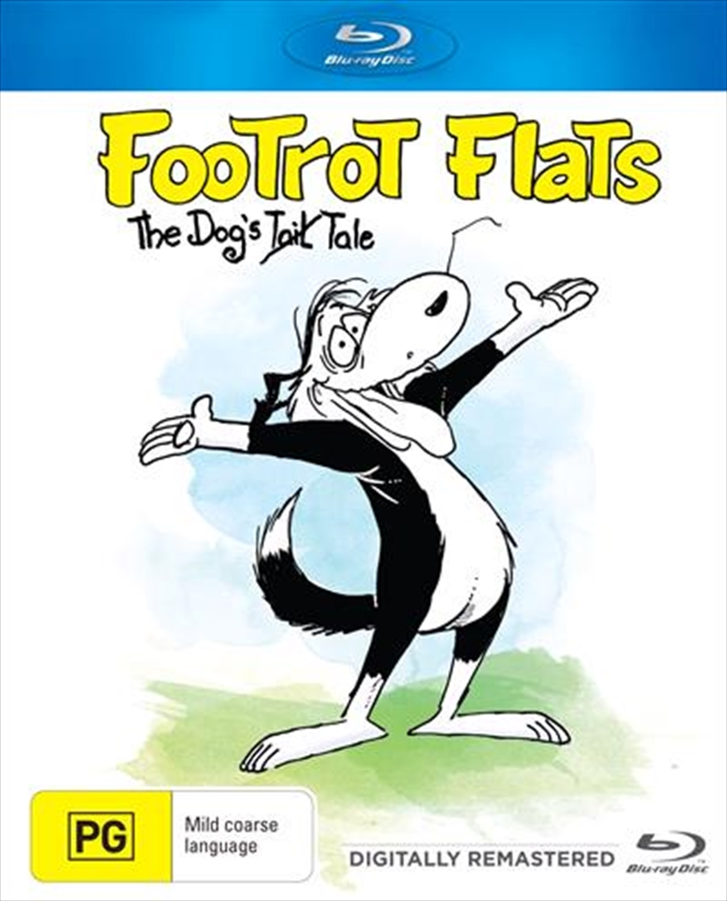 Footrot Flats - The Dog's Tale | Blu-ray