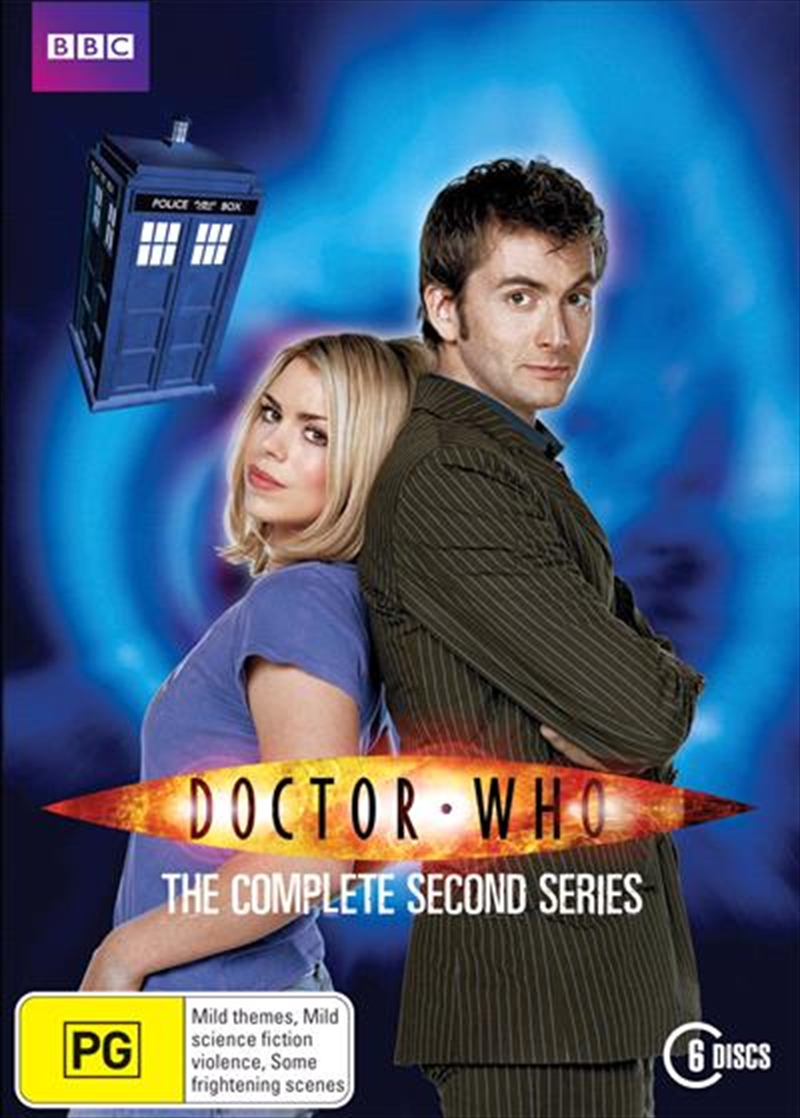 Doctor Who  - Series 2 Boxset | DVD