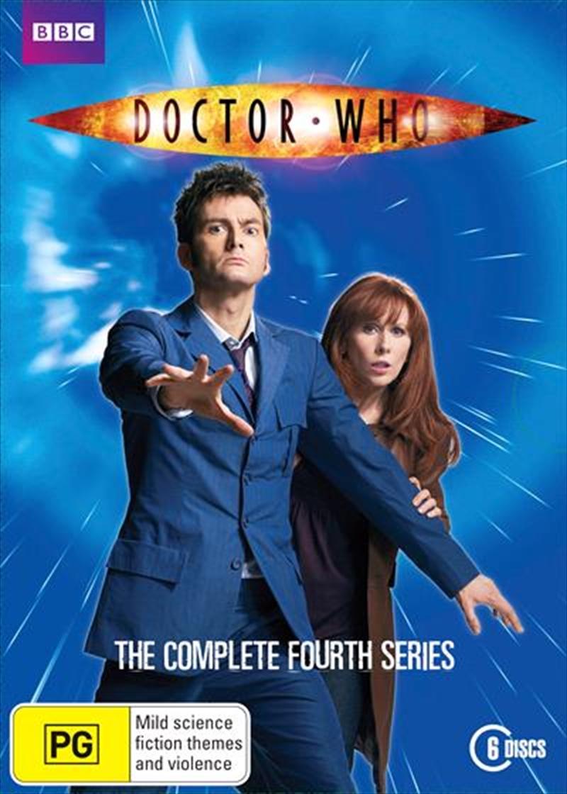 Doctor Who  - Series 04 Boxset | DVD