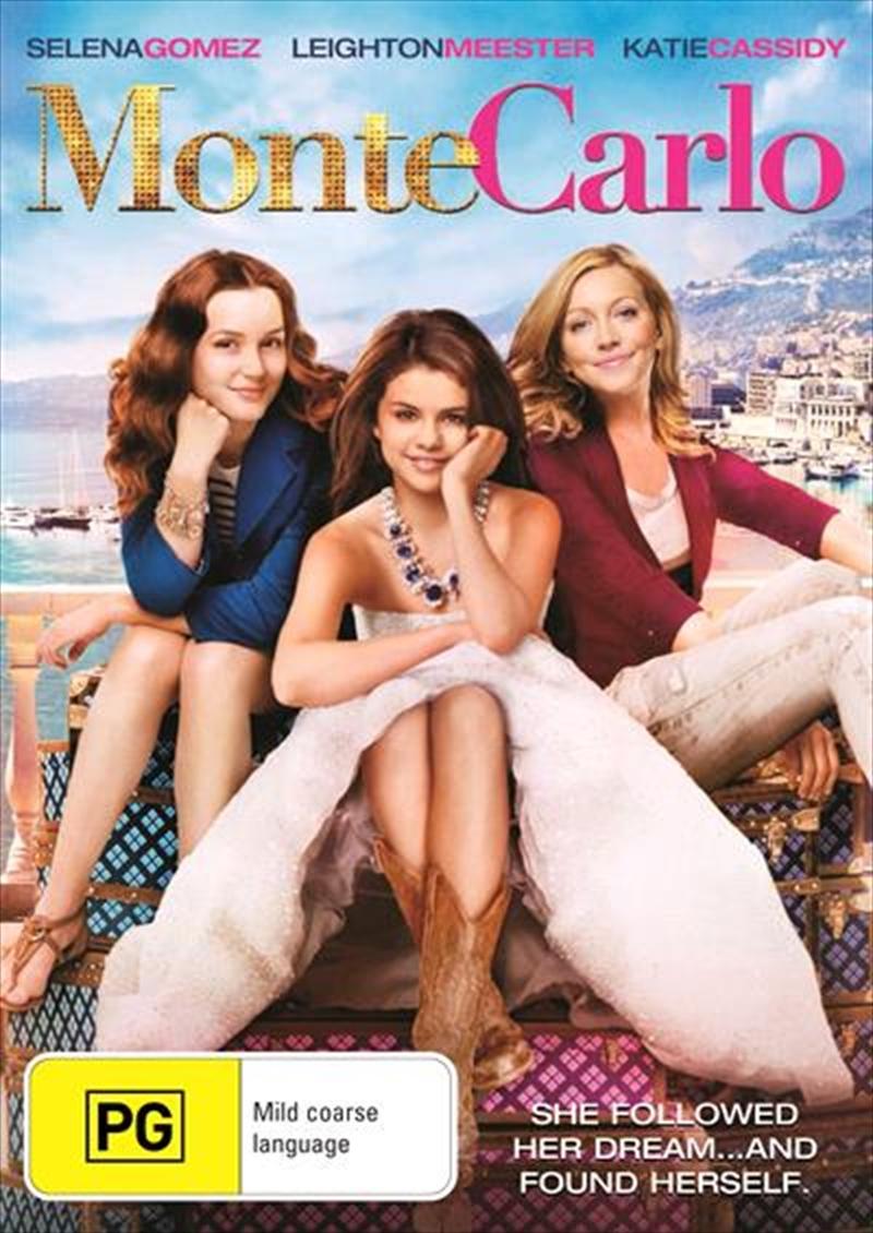 Monte Carlo | DVD