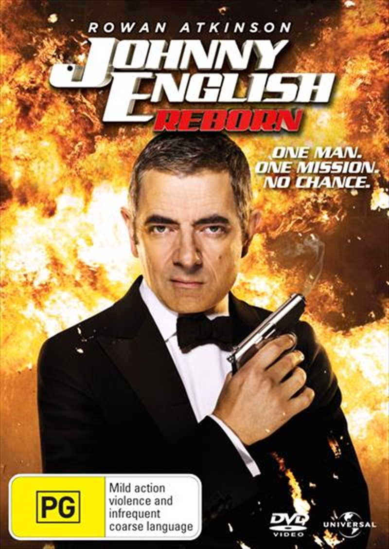 Johnny English Reborn | DVD