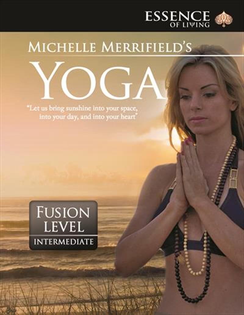 Yoga - Fusion Level Intermediate | DVD