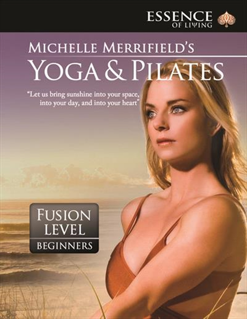Yoga and Pilates: Fusion Level: Beginners | DVD