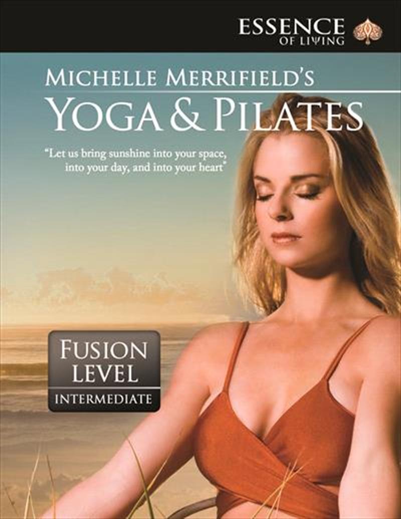 Yoga and Pilates: Fusion Level: Intermediate | DVD