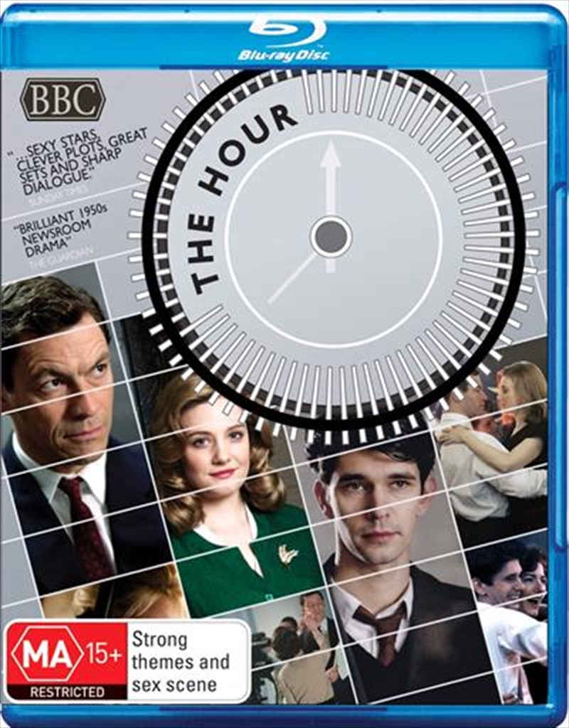 Hour, The | Blu-ray