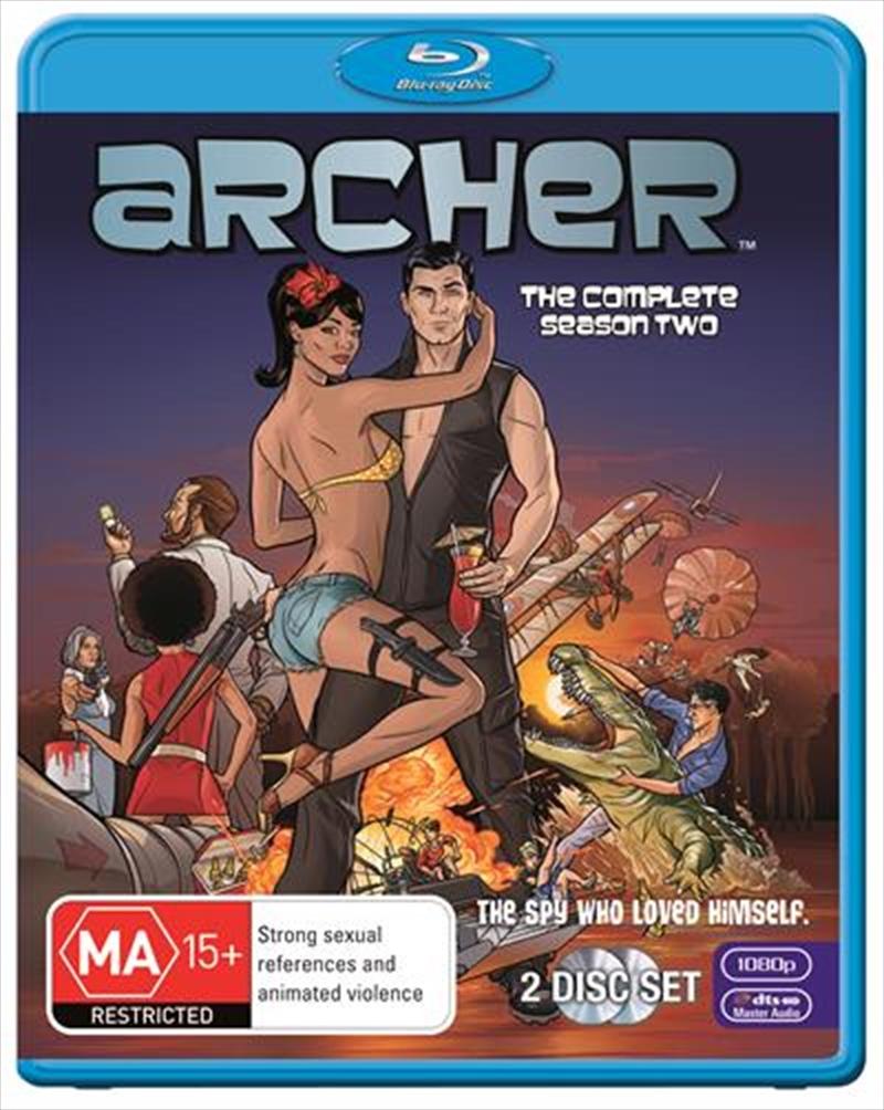 Archer - Season 2 | Blu-ray