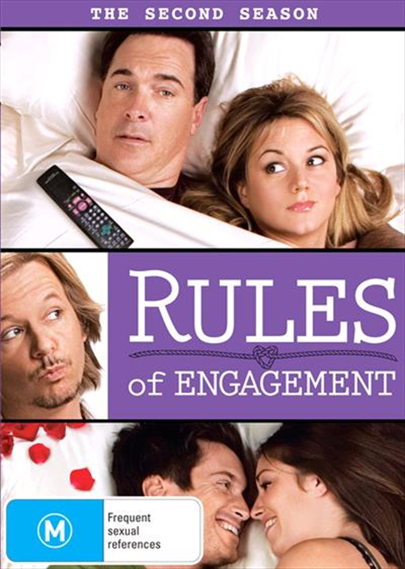 Rules Of Engagement - Season 2 | DVD