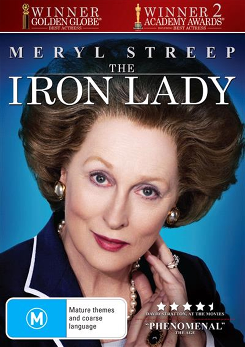 Iron Lady, The | DVD
