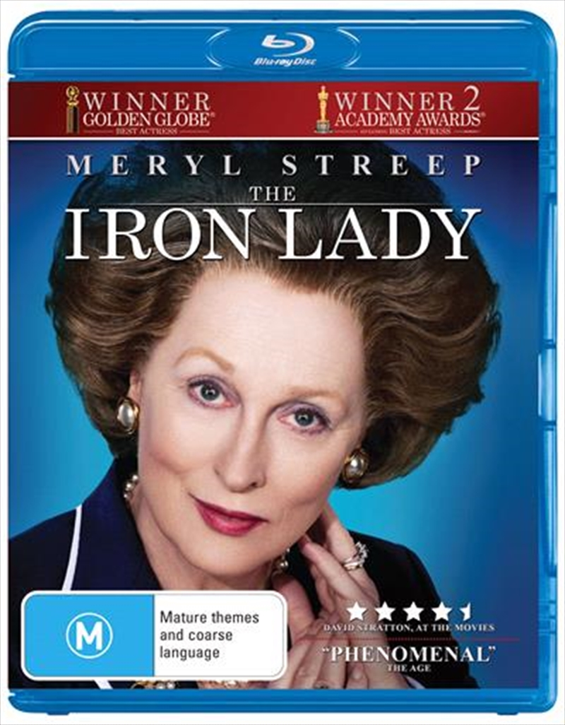 Iron Lady, The | Blu-ray