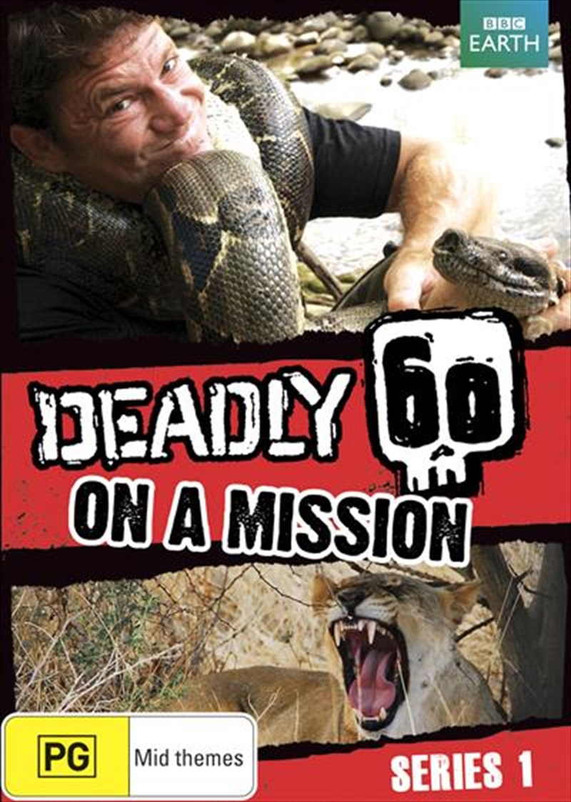 Deadly 60: On A Mission | DVD