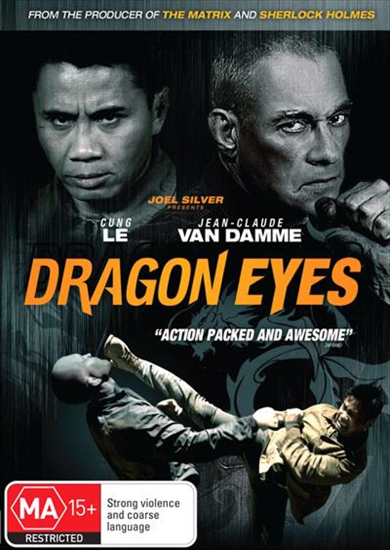 Dragon Eyes | DVD