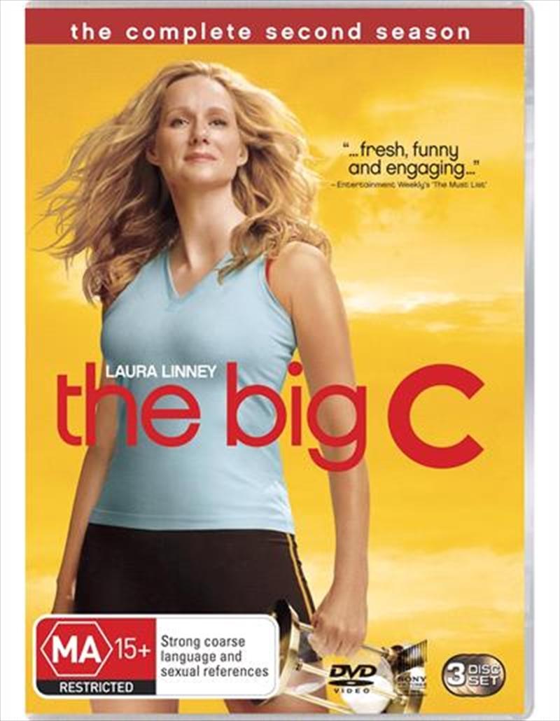 Big C - Season 2, The | DVD
