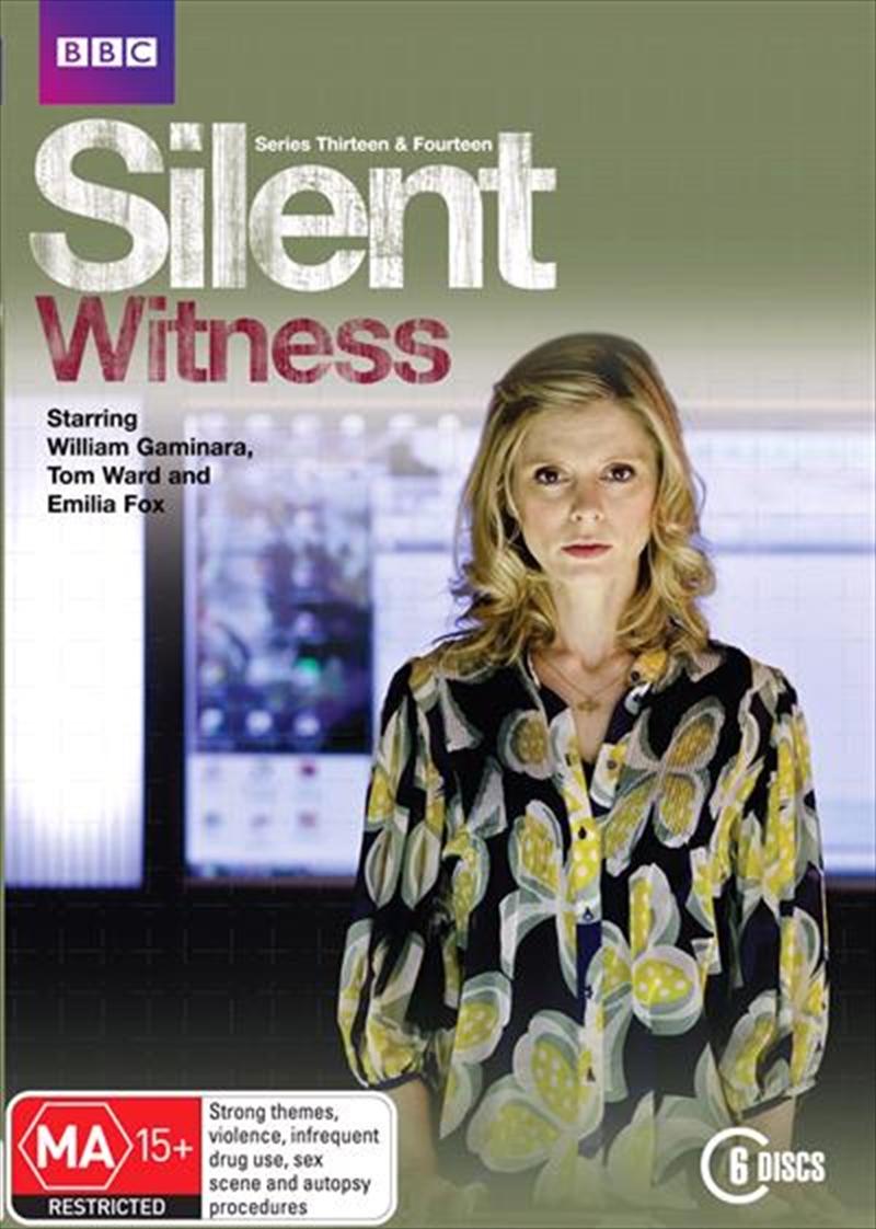 Silent Witness - Series 13-14 | DVD