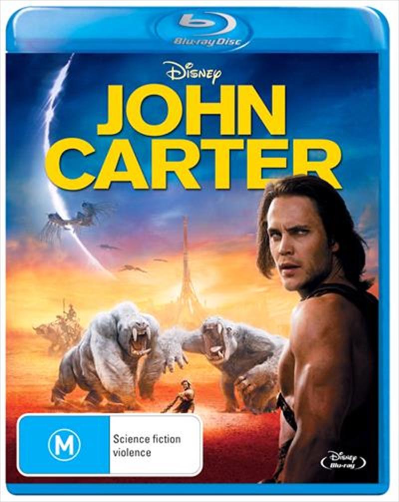 John Carter | Blu-ray