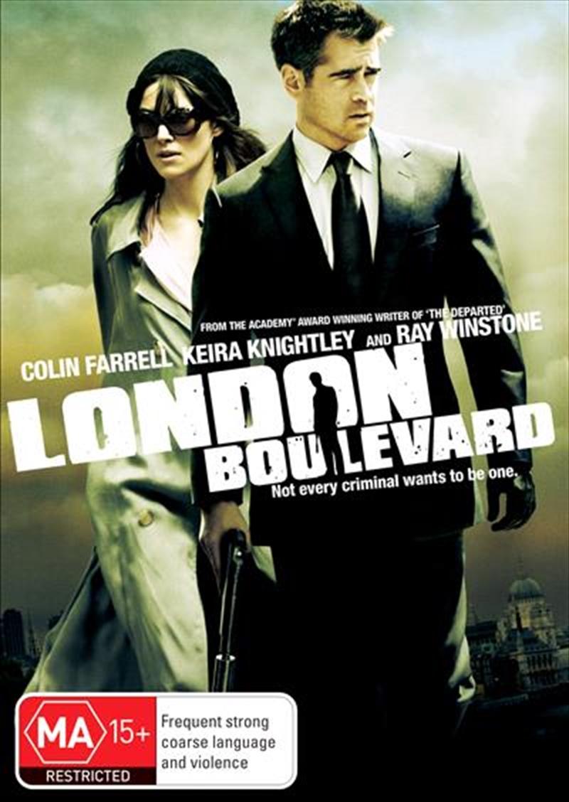 London Boulevard | DVD