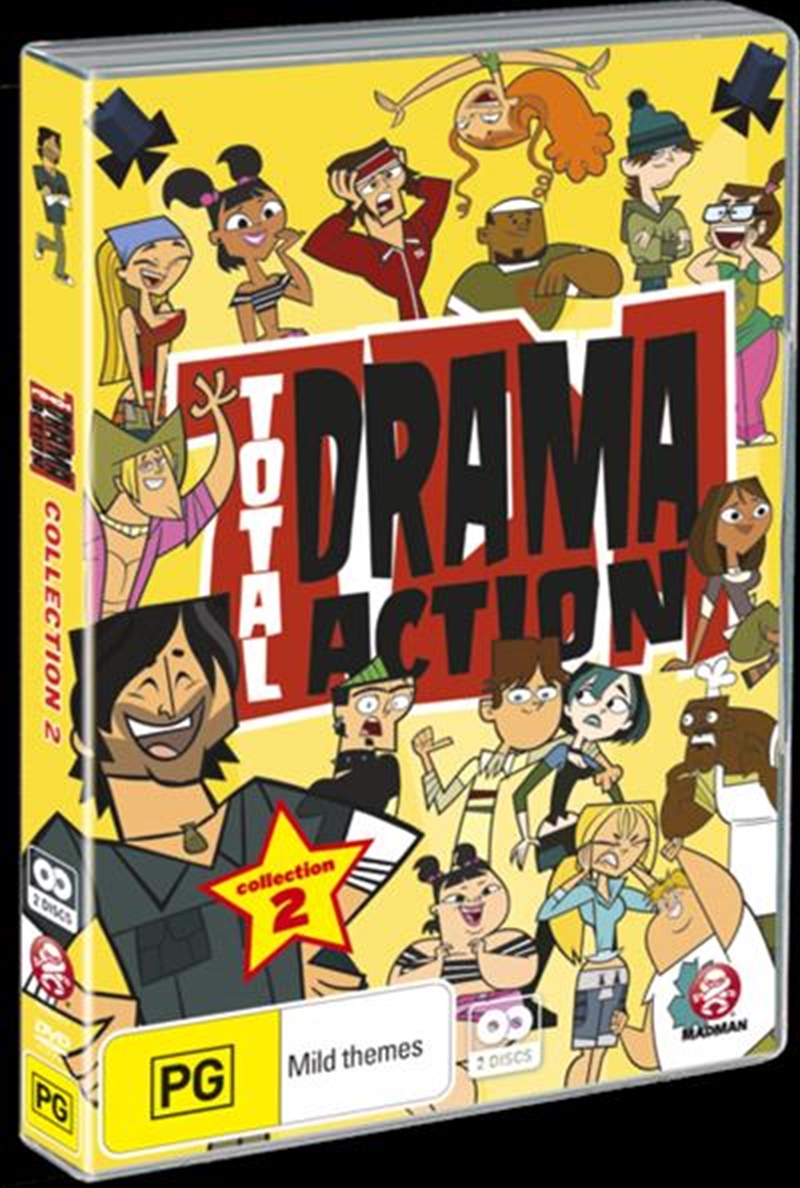 Total Drama Action - Collection 2