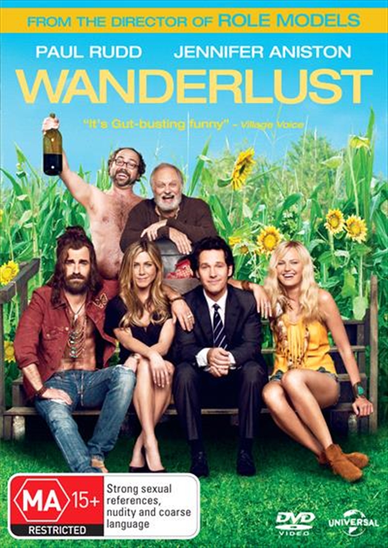 Wanderlust | DVD