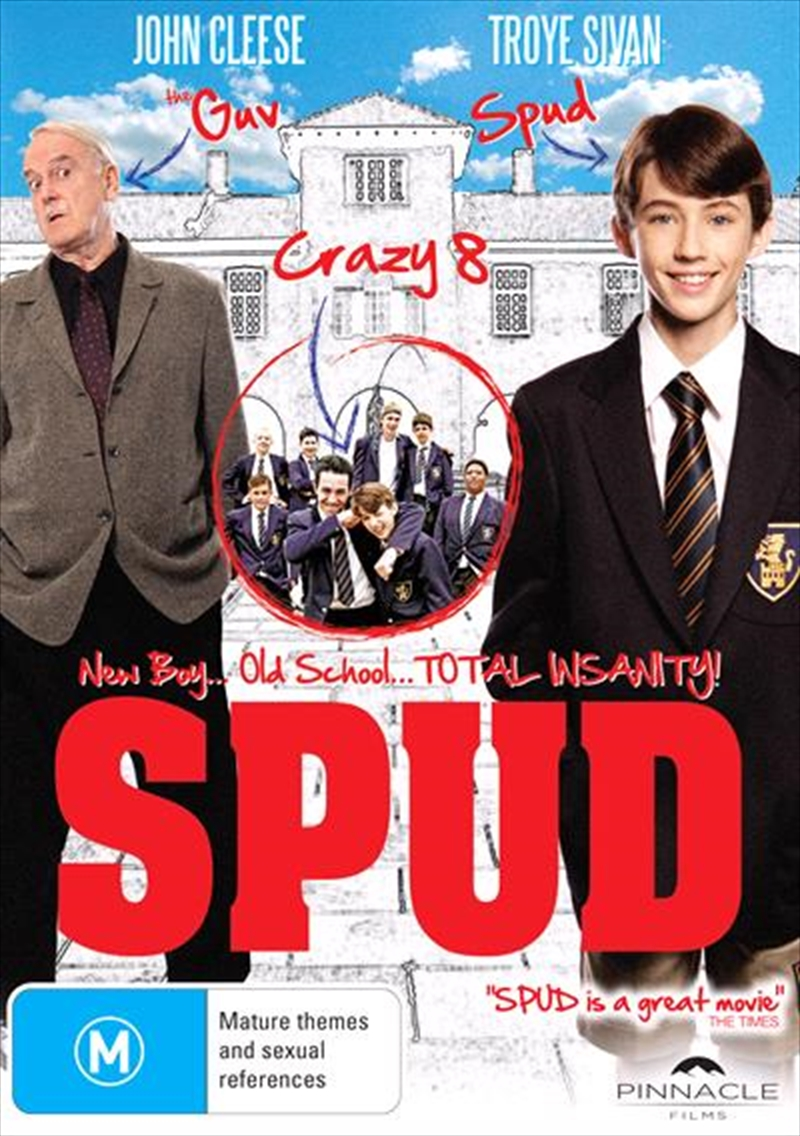 Spud | DVD