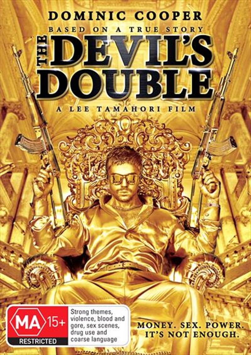 Devil's Double, The | DVD