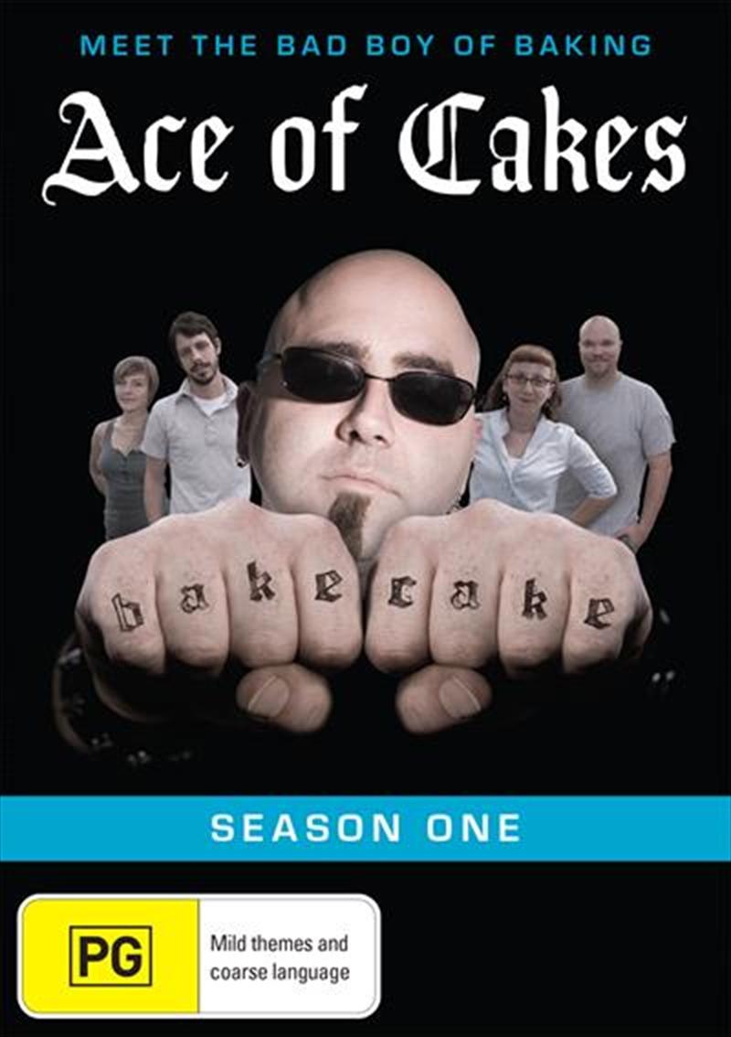 Ace Of Cakes: Season 1   DVD