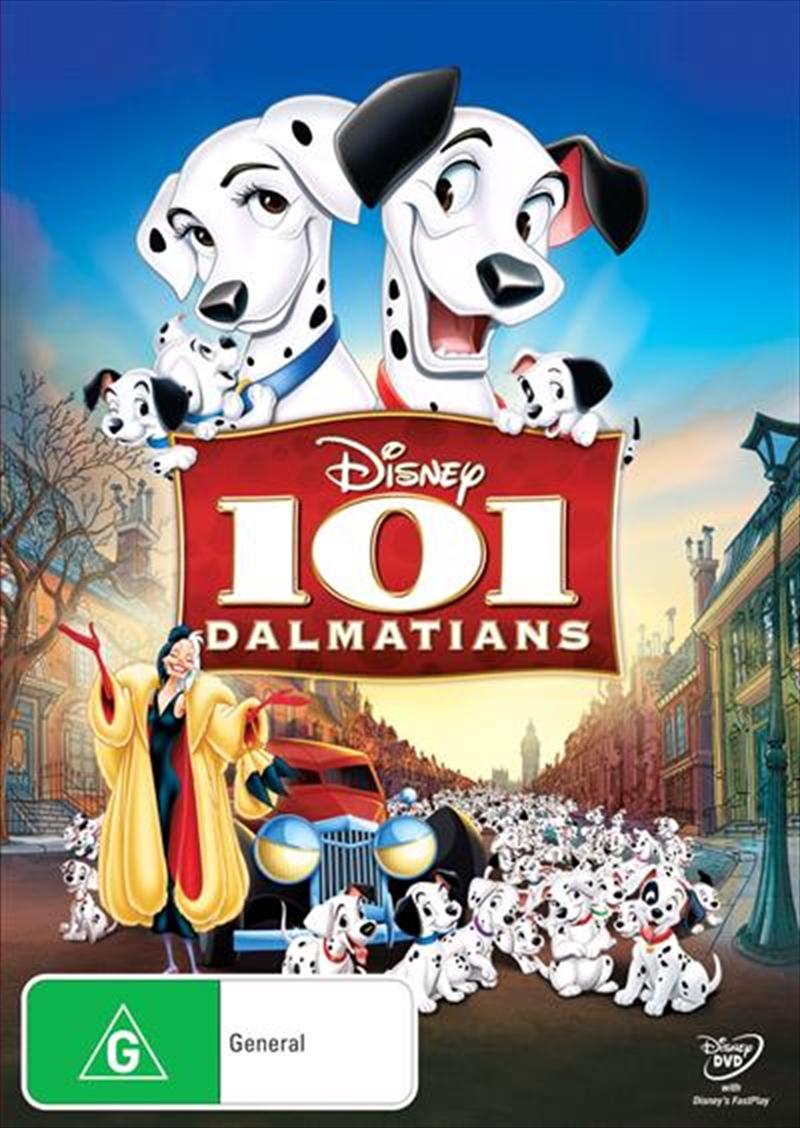 101 Dalmatians | DVD