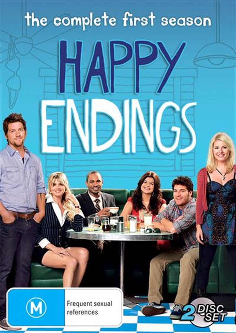 Happy Endings - Season 1 | DVD