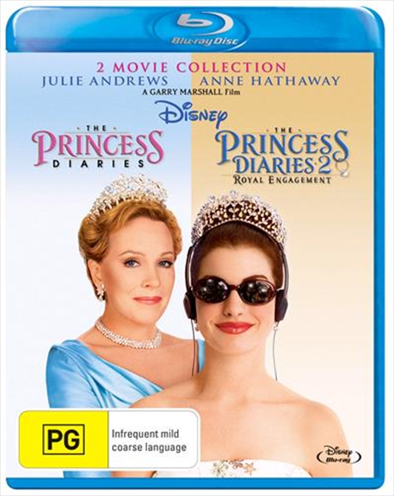 Princess Diaries  / The Princess Diaries 2, The | Blu-ray