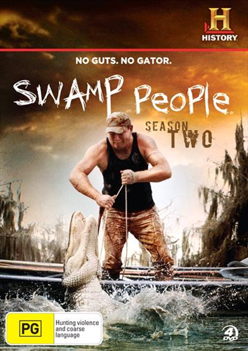 Swamp People - Season 2 | DVD