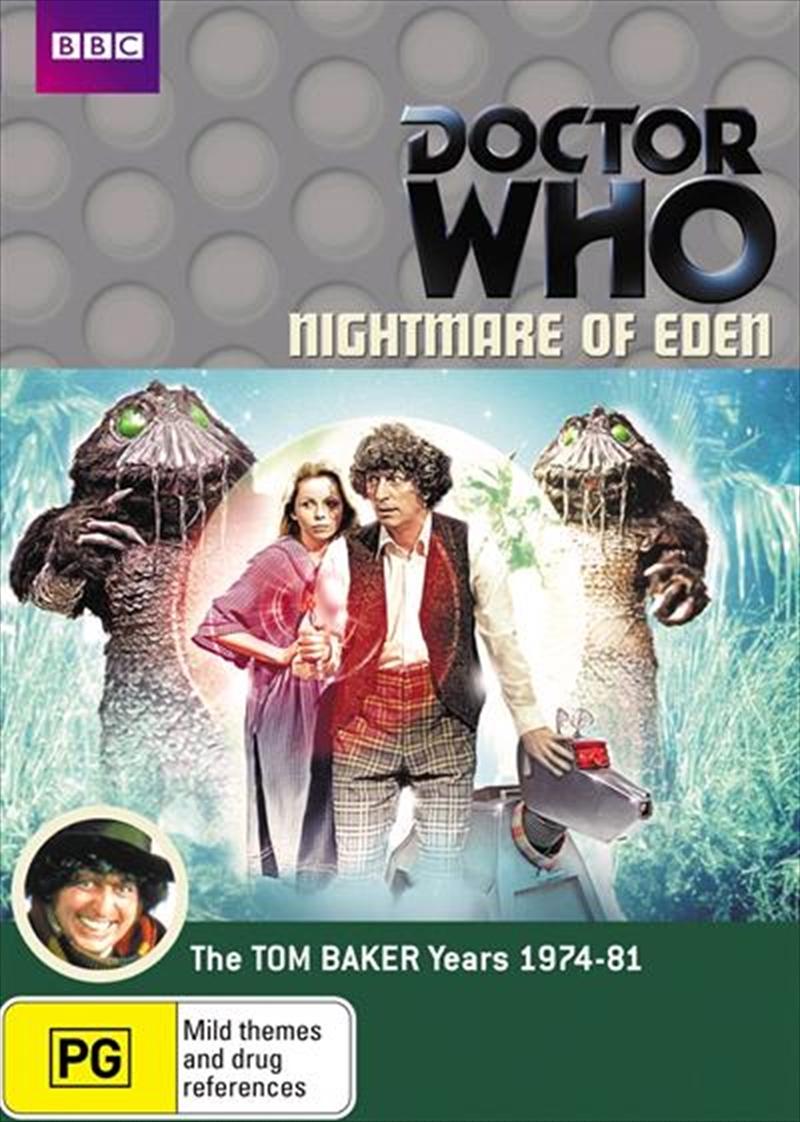 Doctor Who - Nightmare Of Eden   DVD