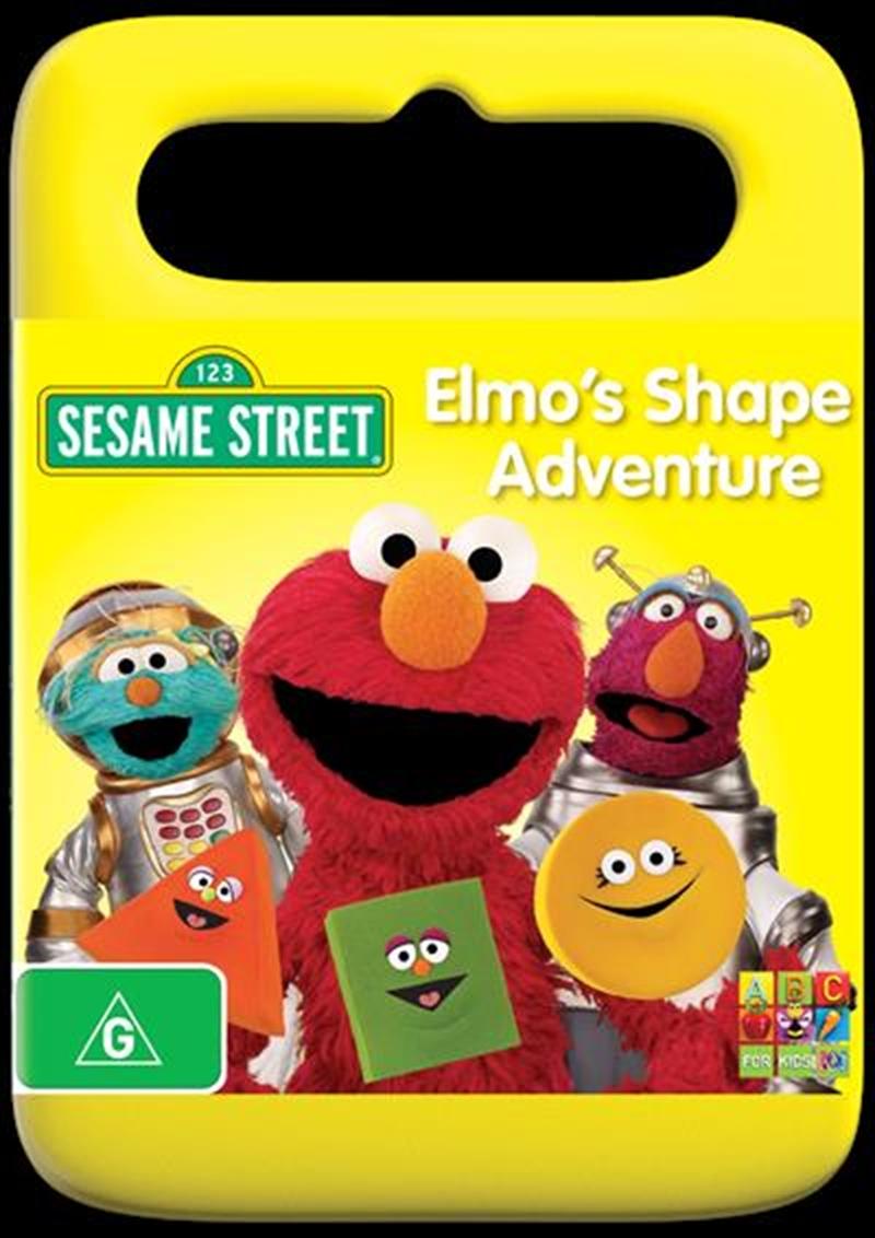 Sesame Street - Elmo's Shape Adventure | DVD