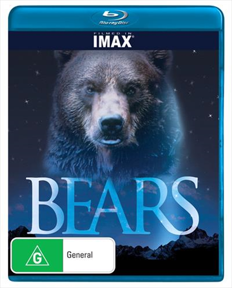 Imax: Bears | Blu-ray