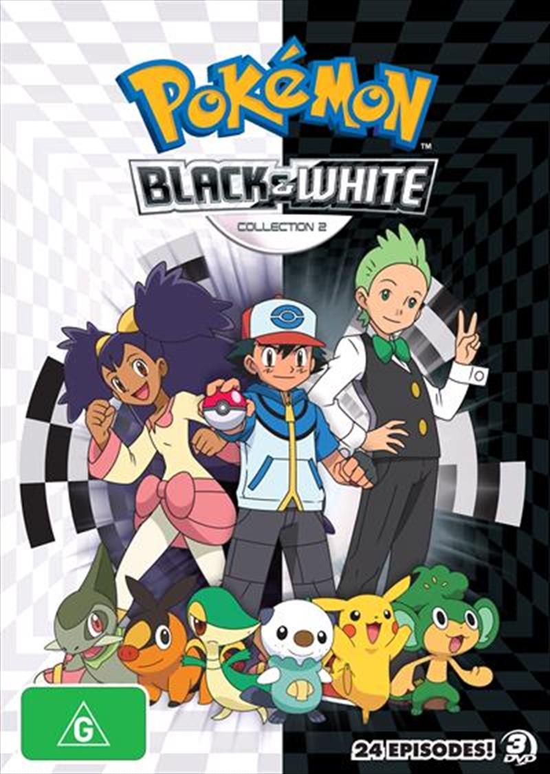 Pokemon - Black and White - Season 14 - Collection 2 | DVD