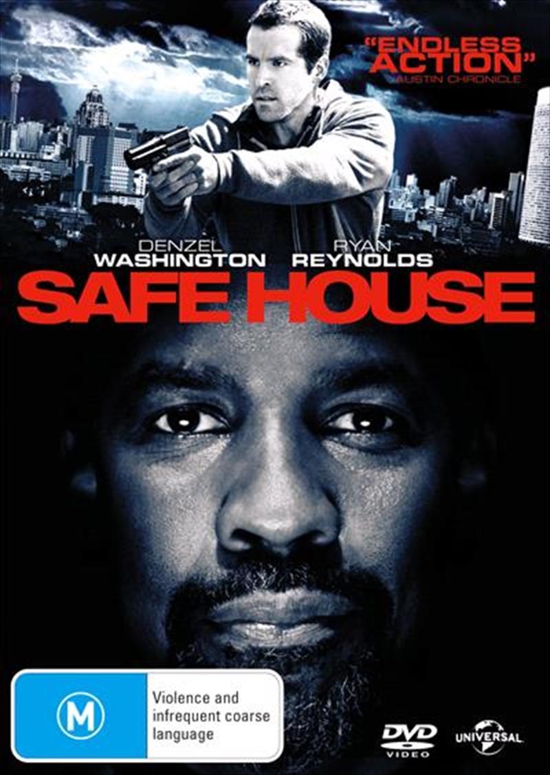 Safe House | DVD
