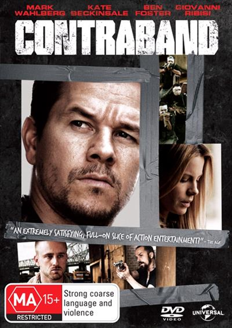 Contraband | DVD