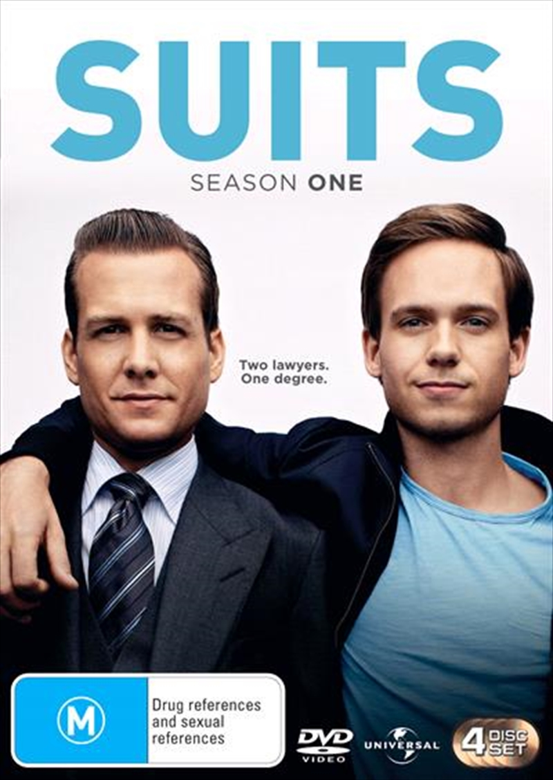 Suits - Season 1 | DVD