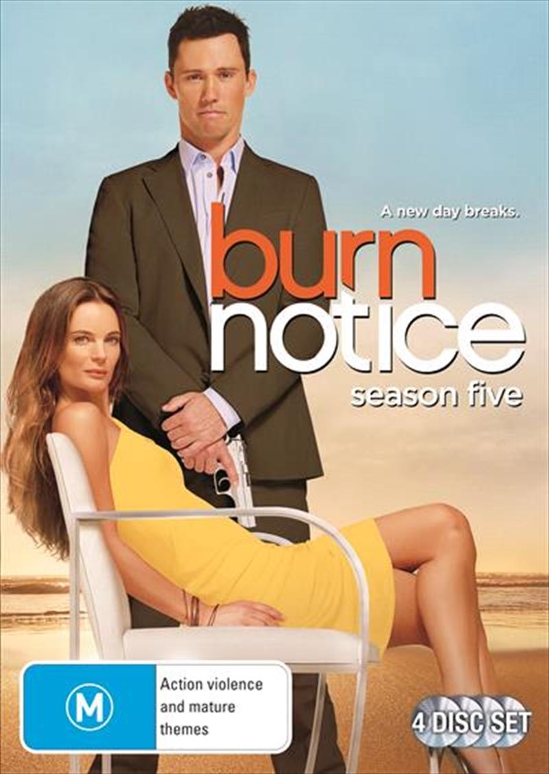 Burn Notice - Season 5 | DVD