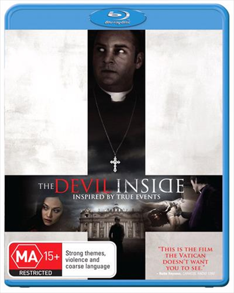 Devil Inside, The | Blu-ray