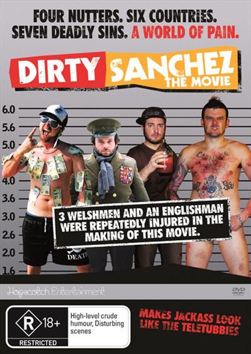 Dirty Sanchez Film