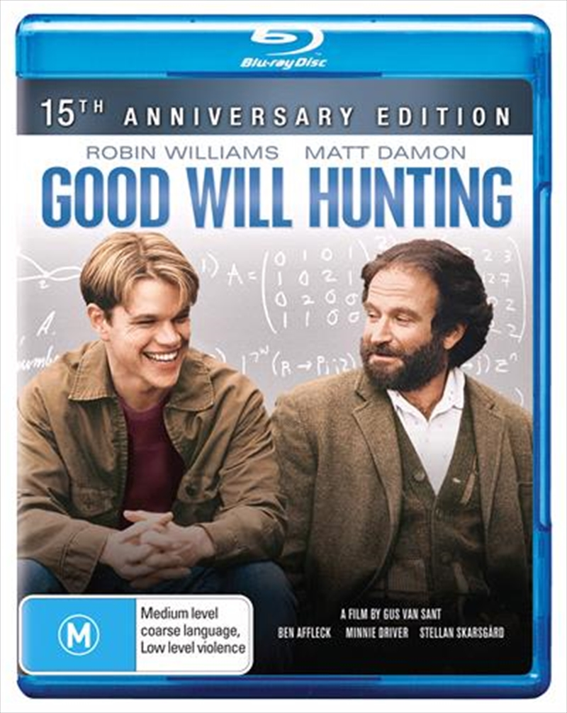 Good Will Hunting - 15th Anniversary Special Edition | Blu-ray