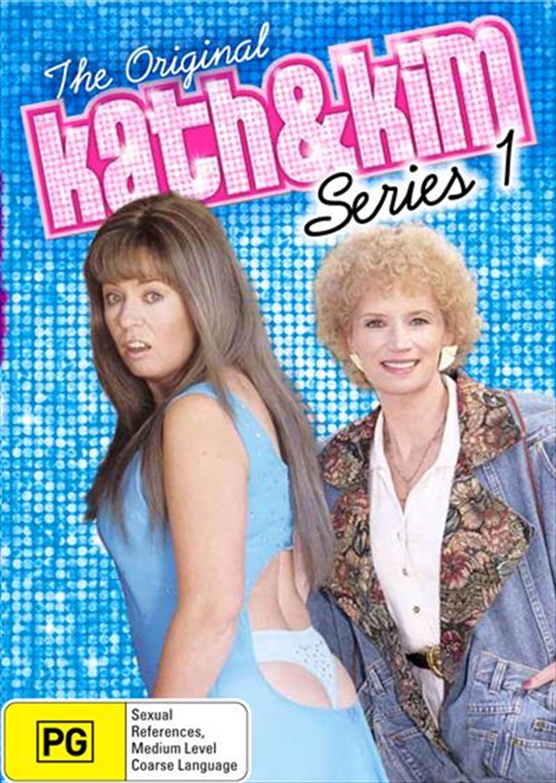 Kath and Kim - Series 1 - Eps 1-8 | DVD