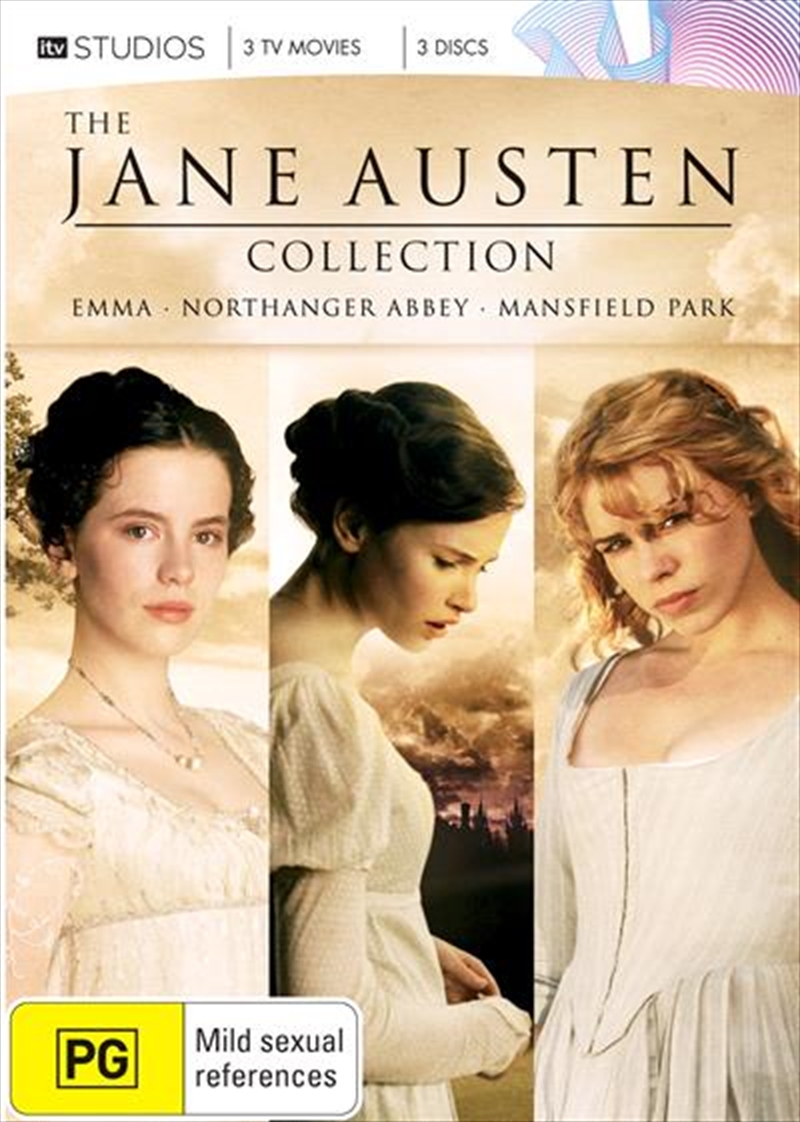 Jane Austen Collection, The | DVD
