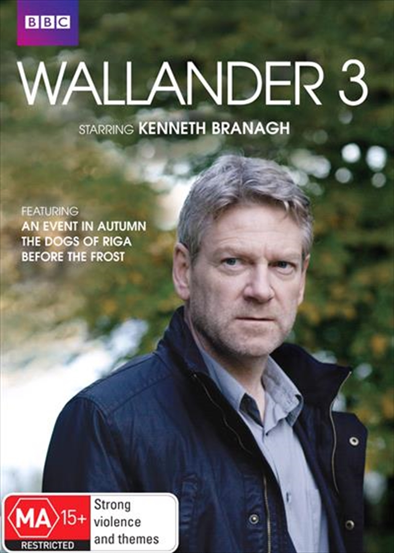 Wallander - Series 3 | DVD